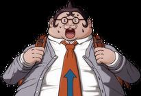 Danganronpa Hifumi Yamada Halfbody Sprite (PSP) (9)