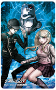 Danganronpa V3 Preorder Bonus Gift Cards from Rakuten Books
