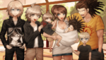 Danganronpa 1 CG - Bad Ending