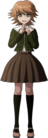 Danganronpa 1 Chihiro Fujisaki Fullbody Sprite (PSP) (6)