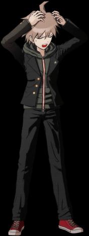 Danganronpa 1 Demo Makoto Naegi 07