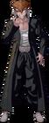 Danganronpa 1 Mondo Owada Fullbody Sprite (PSP) (5)