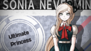Danganronpa 2 Sonia Nevermind Talent Intro English