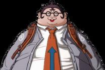 Danganronpa V3 Bonus Mode Hifumi Yamada Sprite (1)
