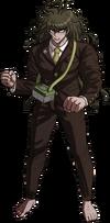 Danganronpa V3 Gonta Gokuhara Fullbody Sprite (30)
