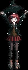 Danganronpa V3 Himiko Yumeno Fullbody Sprite (6)