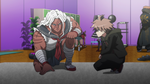 Danganronpa the Animation (Episode 04) - Chihiro's Body Discovery (058)