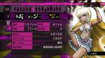 New Danganronpa V3 Angie Yonaga Report Card (Trial Version)
