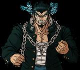 Danganronpa V3 Bonus Mode Nekomaru Nidai Sprite (Vita) (12)