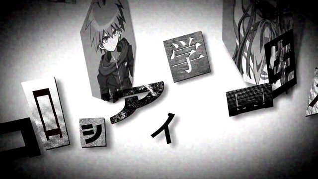 File:Dangaronpa - The Animation - OP Character Images 2.png