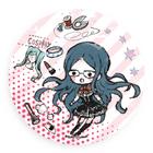 GraffArt Can Badge Tsumugi Shirogane
