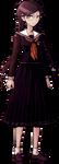 Toko Fukawa Beta Sprite (PSP) (1)