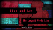 Danganronpa V3 Chapter Title - Chapter 4 Deadly Life (English)