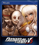 Danganronpa V3 Steam Trading Card (2)