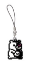 FuRyu Minna no Kuji Dot Rubber Mascots DR3 Monokuma
