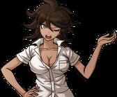 Danganronpa 2 Akane Owari Halfbody Sprite (PSP) (6)