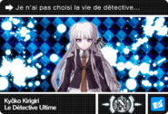 Danganronpa V3 Bonus Mode Card Kyoko Kirigiri N FR