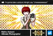 Danganronpa V3 Bonus Mode Card Mahiru Koizumi S ENG