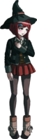 Danganronpa V3 Himiko Yumeno Fullbody Sprite (33)