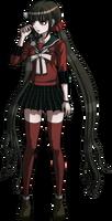 Danganronpa V3 Maki Harukawa Fullbody Sprite (16)
