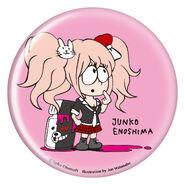Danganronpa x Jun Watanabe Can Badge Junko Enoshima
