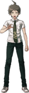 Hajime Hinata Fullbody Sprite 01