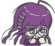 File:Danganronpa Another Episode Toko Fukawa Chibi 01.png