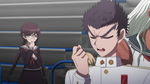Danganronpa the Animation (Episode 02) - Makoto as the prime suspect (20)