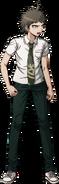 Hajime Hinata Fullbody Sprite 14