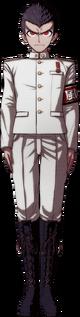 Kiyotaka Ishimaru Fullbody Sprite (1)
