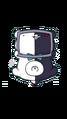 MyNavi - Monokuma as the MyNavi Mascot Illustration
