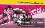 Promo Profiles - Danganronpa 1.2 (English) - Hifumi Yamada