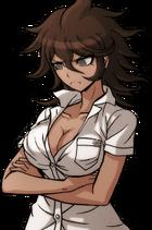 Danganronpa 2 Akane Owari Halfbody Sprite (PSP) (1)