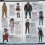 Danganronpa 2 Japanese PSP Booklet 03