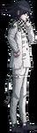 Danganronpa V3 Kokichi Oma Fullbody Sprite (Debate Scrum) (2)