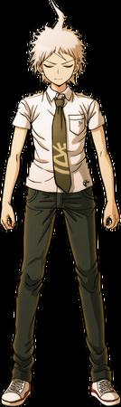 Hajime Hinata (Awakening) Fullbody Sprite 05