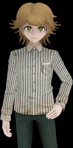 File:Taichi Fujisaki Fullbody 3D Model.png