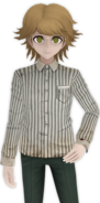 Taichi Fujisaki Fullbody 3D Model