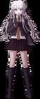 Danganronpa 1 Kyoko Kirigiri Fullbody Sprite (PSP) (9)
