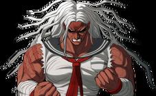 Danganronpa 1 Sakura Ogami Halfbody Sprite (PSP) (11)
