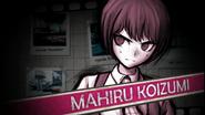 Danganronpa 2 Mahiru Koizumi True Intro English