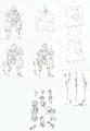 Danganronpa Another Episode Beta Design Sage Robot Hannibal X (2)