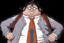 Danganronpa V3 Bonus Mode Hifumi Yamada Sprite (Vita) (4)