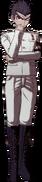 Kiyotaka Ishimaru Fullbody Sprite (16)