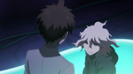Danganronpa 2.5 - (OVA) Nagito waking up in reality (6)