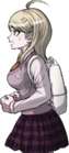 Danganronpa V3 Kaede Akamatsu Halfbody Sprite (Debate Scrum) (1)