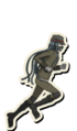 Danganronpa V3 Korekiyo Shinguji Death Road of Despair Sprite 04