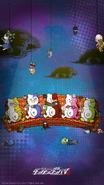 Digital MonoMono Machine Monokubs Monokumarz iPhone wallpaper