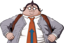 Danganronpa V3 Bonus Mode Hifumi Yamada Sprite (4)