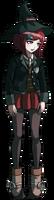 Danganronpa V3 Himiko Yumeno Fullbody Sprite (28)